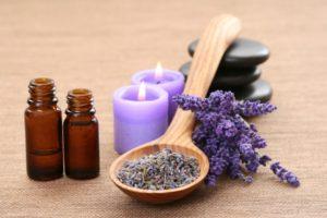 therapeutic organic essential oil